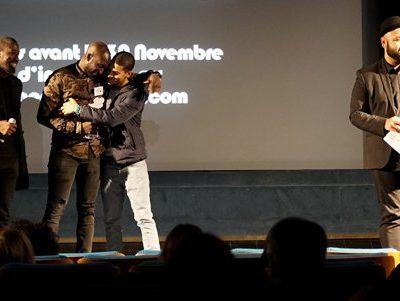 Ibrahim Koudié, Prix du Public et du Jury au Festival Génération Court 2017