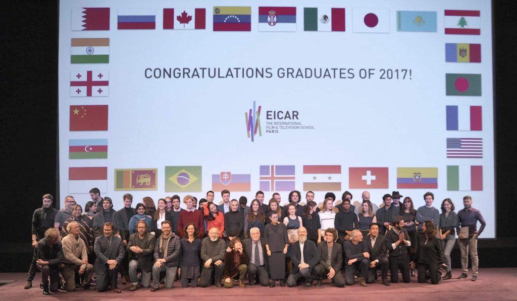 EICAR International Department Graduation Ceremony 2017