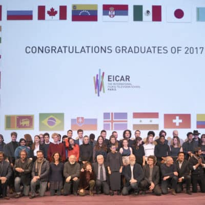 EICAR International Department Graduation Ceremony 2017