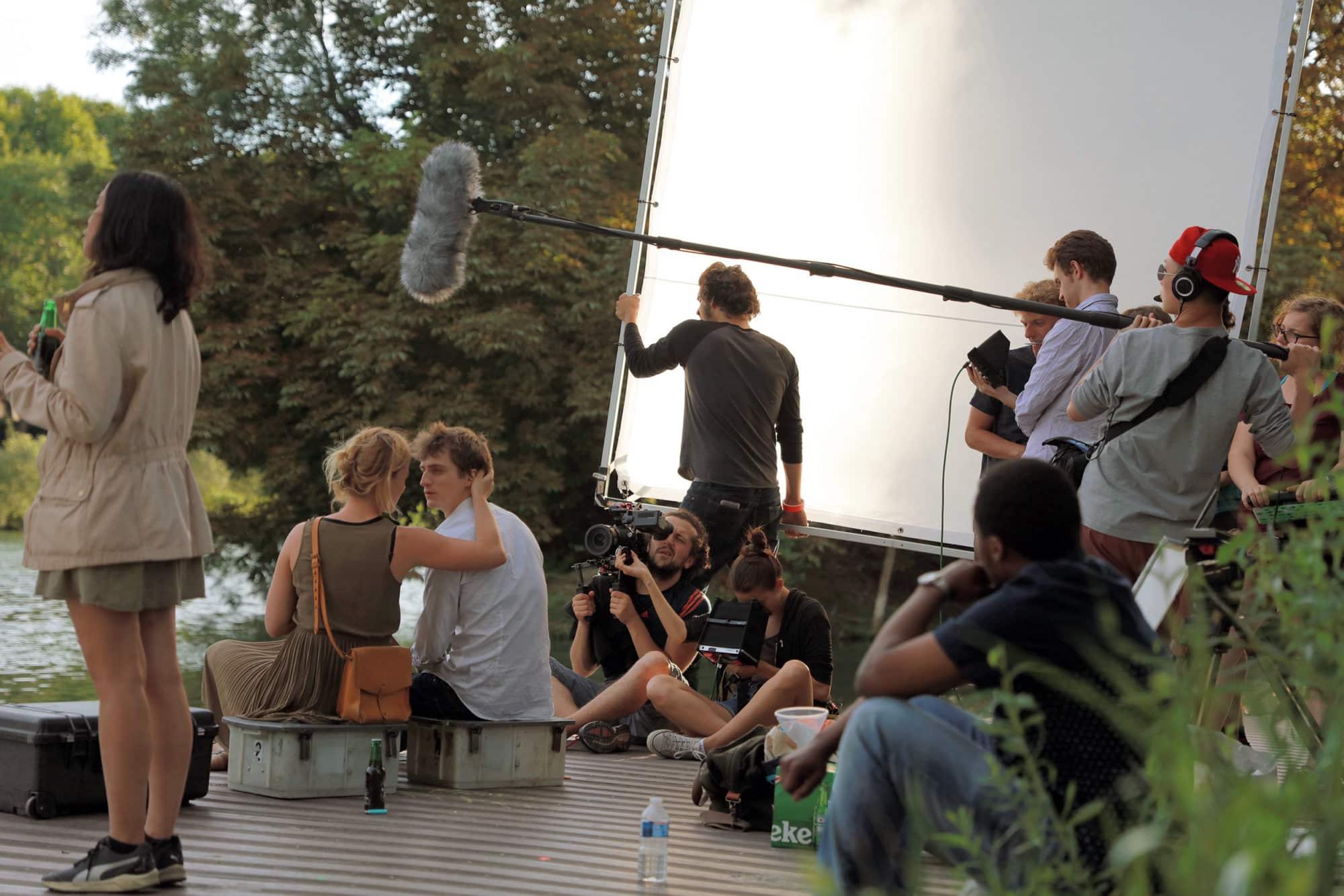 école de cinéma et de télévision à paris