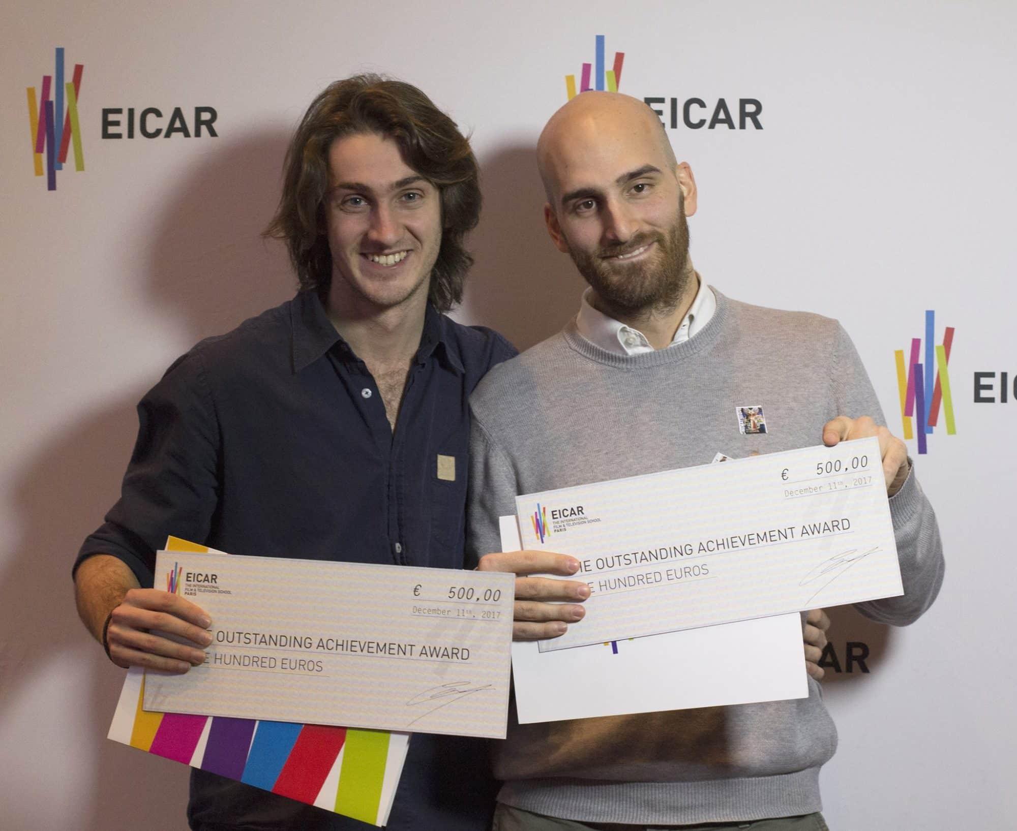 EICAR International Department Film Competition - Outstanding Achievement Awards