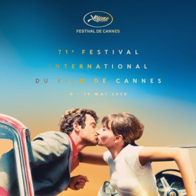 Affiche officielle 2018 © Maquette: Flore Maquin - Photo : Pierrot le fou © Georges Pierre