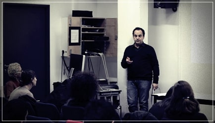 Master Class Lecture Series - EICAR Film School
