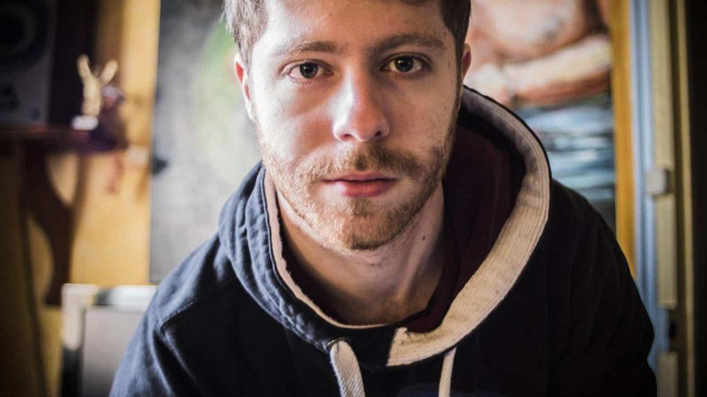 Lucas Vauthier, diplômé du Bachelor Réalisation sonore option Ingénieur du son à l'image, EICAR