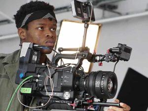 BTS Audiovisuel option métiers de l'image