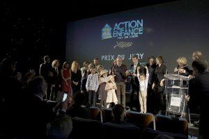 ACTION ENFANCE fait son cinéma - saison 2 : Nicolas Réau (Réalisation cinéma et télévision) a remporté le Prix du Jury.
