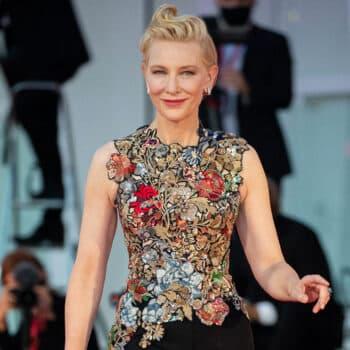Cate Blanchett, Présidente du Jury de la 77e Mostra de Venise. / © Abaca