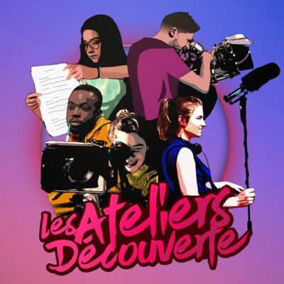 Les Ateliers Découverte de l'EICAR, pour s'initier aux métiers de la Réalisation et de l'Acting, en français ou en anglais, à Paris ou à Lyon !
