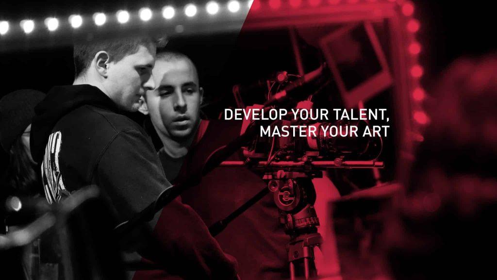 EICAR Lyon - Develop your talent, master your art