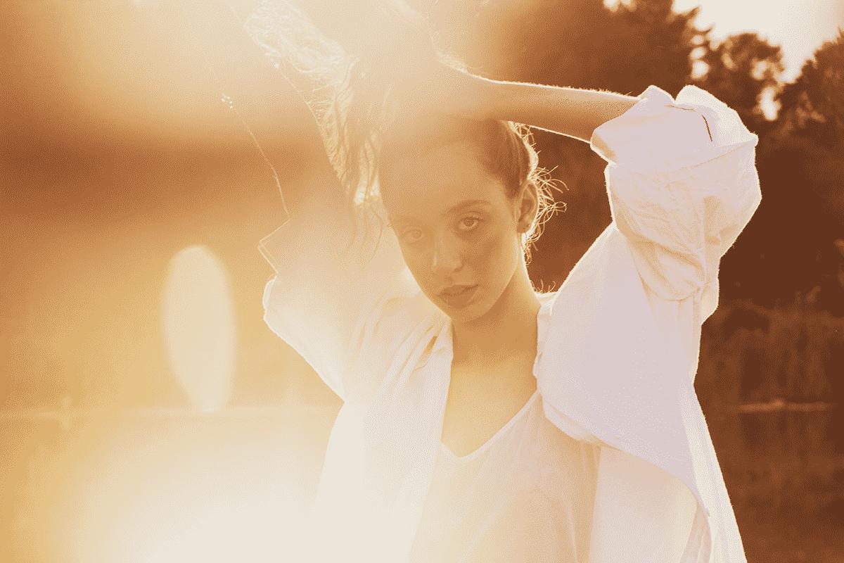 Ludivine Genadinos, Acting 4e année EICAR - © Alice Kingsleigh