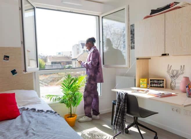 EICAR Paris est partenaire de la nouvelle résidence Ivry YouFirst Campus